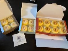 北海道のおみやげ 函館洋菓子スナッフルス チーズオムレット