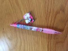 長野のおみやげ ハローキティ ご当地ボールペン 軽井沢限定 ウエディング