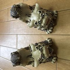 沖縄のおみやげ シーサーの置物