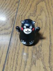 熊本のおみやげ くまモン 起き上がりこぼし