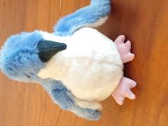 東京のおみやげ 葛西臨海水族館 ペンギンのぬいぐるみ