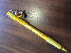 神奈川のおみやげ リラックマ ご当地ボールペン 箱根くろたまご