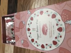 東京のおみやげ シュガーバターの木 いちごショコラがけサンド
