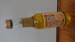 奈良のおみやげ 大仏サイダー ゆず蜜味
