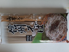 長野のおみやげ 山芋入り信州そば