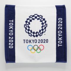 東京のおみやげ 2020 ハンドタオル エンブレム