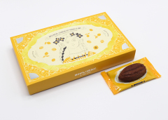 東京のおみやげ オリエンタルショコラ マドレーヌ レモン