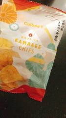 京都のおみやげ 京都釜揚げチップスちりめん山椒味