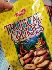 沖縄のおみやげ Jimmy's トロピカルクッキー