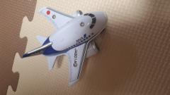 東京のおみやげ ANA 飛行機 プルバック
