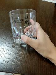 山梨のおみやげ 白州グラス