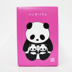 東京のおみやげ ふたごの親子パンダバウム