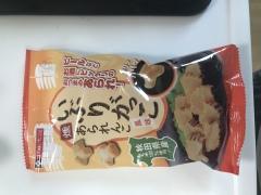 秋田のおみやげ あられんこ いぶりがっこ風味