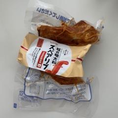 福岡のおみやげ ふくや 味の明太子 スペアリブ