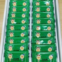 大阪のおみやげ サクラクレパス クレヨン柄クッキー