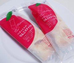 青森のおみやげ パティシエのりんごスティック