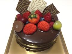 千葉のおみやげ シェラトングランデトーキョーベイホテル チョコレートケーキ
