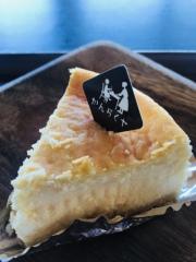 茨城のおみやげ かんらくやのチーズケーキ