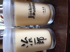 静岡のおみやげ 治一郎のプリン