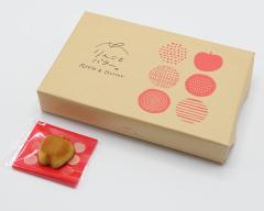 東京のおみやげ りんごとバター フィナンシェ