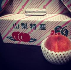 山梨のおみやげ 山梨県 桃