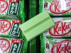 静岡のおみやげ キットカット田丸屋本店わさび